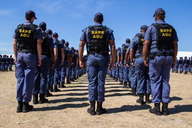 SAPS Volunteer and Reservist Application Forms for 2020