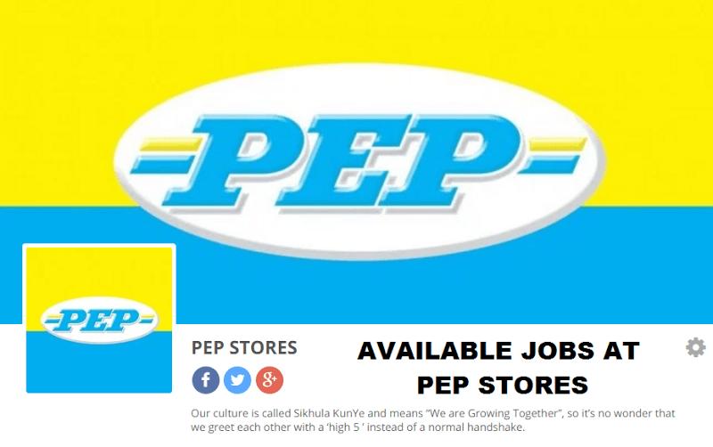 How to apply for Pep Vacancies [Online Jobs]