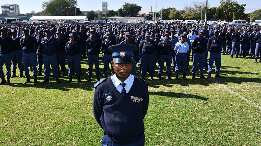 Saps Application form for General Worker 2020