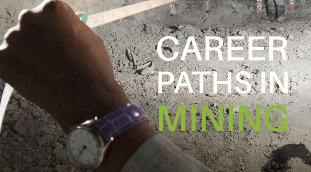 Careers in the mining industry of South Africa