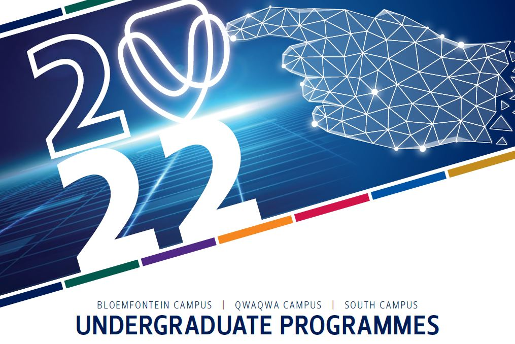 University of Free State Prospectus for 2022