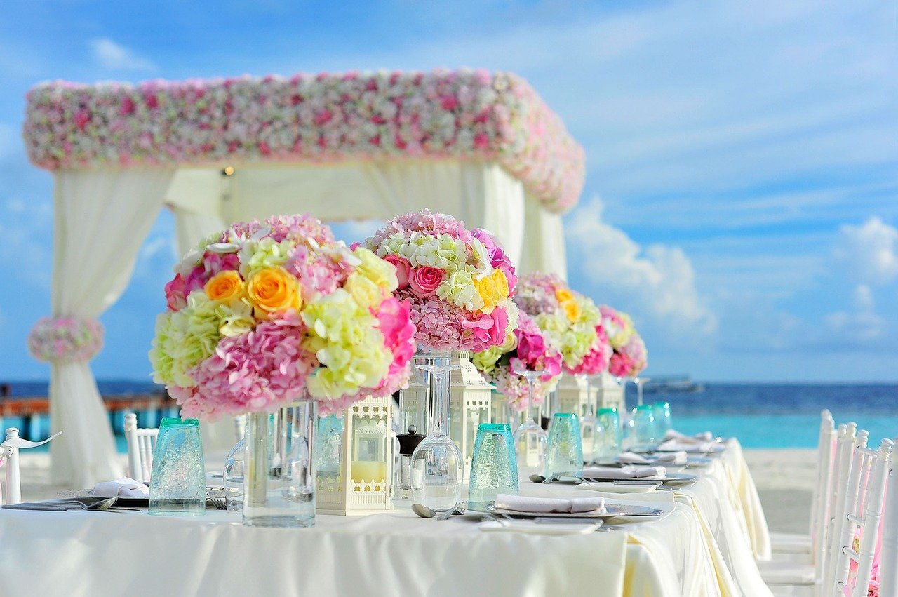 How to become a wedding planner in South Africa